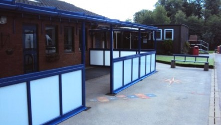 uPVC & Polycarbonate Safety Barriers
