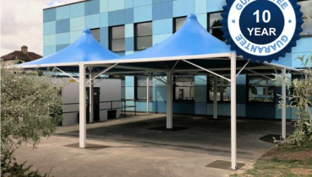 Codale Junior Tensile Fabric Canopy