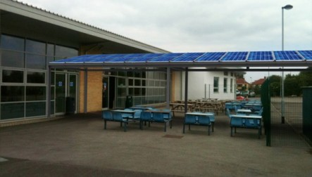 Grange Mono-Pitch Solar Carport & Canopies