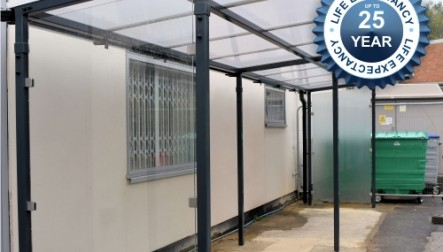 Ainsley Trolley Shelters