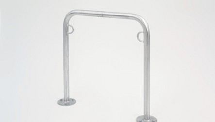 Safety Bicycle Rest