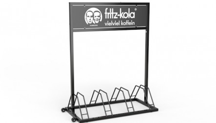 Advertising Bicycle Stand EW 7004