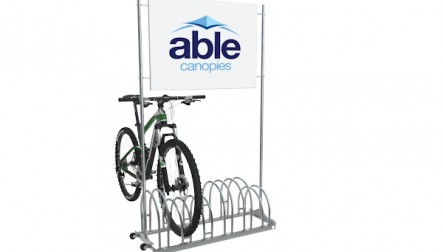 Bicycle Stand for Advertising BW 5000
