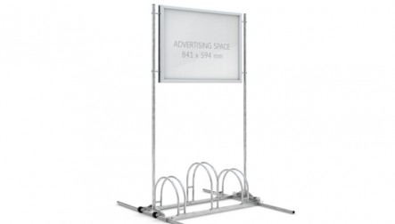 Bicycle Stand for Advertising CW 5000