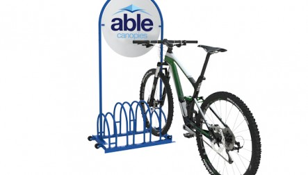 Bicycle Stand for Advertising RW 5454