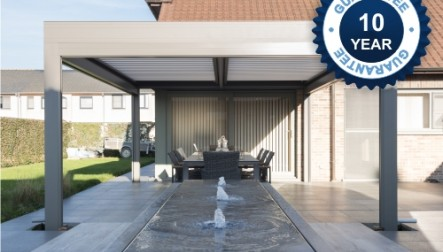 Imperial Grand Bioclimatic Pergolas