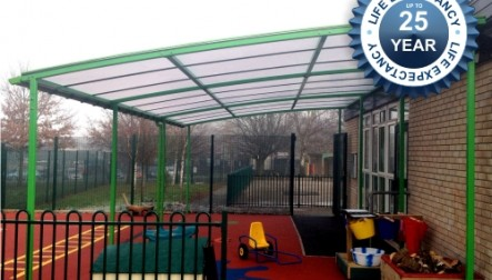 Devoke Junior Free Standing Canopy