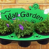 Wall Garden 3-Pot Planter