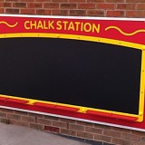 Large Chalk Station