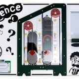 Scientific Pulleys Play Panel