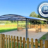 Welford Dome Free Standing Canopy
