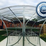 Free Standing Witton Cycle Shelter