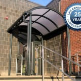 Whiteside Entrance Canopy