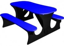 Bleabury Mini Picnic Table