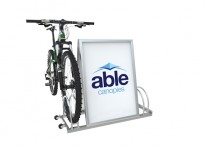 Bicycle Stand for Advertising AW 5112