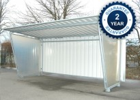 Sheldon Cycle Shelter