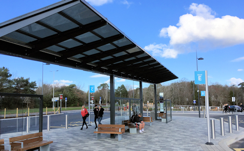 Commercial Solar Canopies for Architects