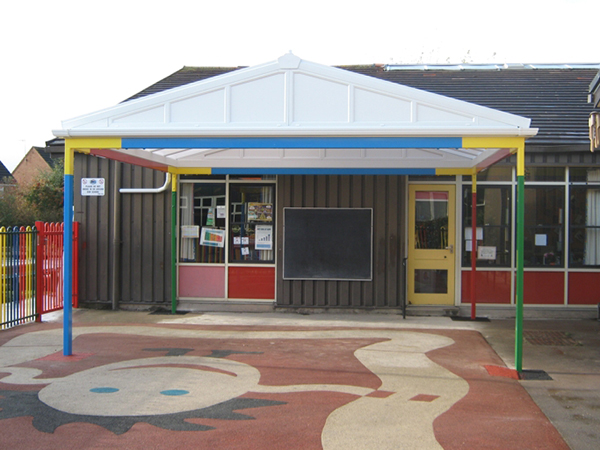 Free Flow Outdoor Play Canopies ...