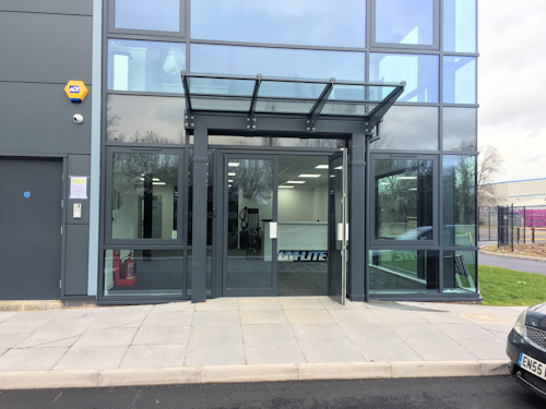 Retail Amp Commercial Entrance Canopies Canopies Uk