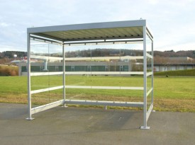 Retail Trolley Shelters