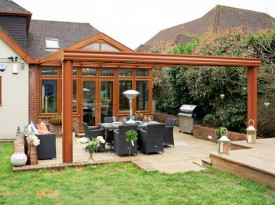 Verandas for New Builds
