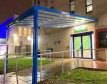 Entrance Canopies for Healthcare